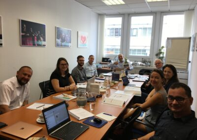 First project F2F meeting in Prague